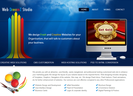 Web Dreamz Studio