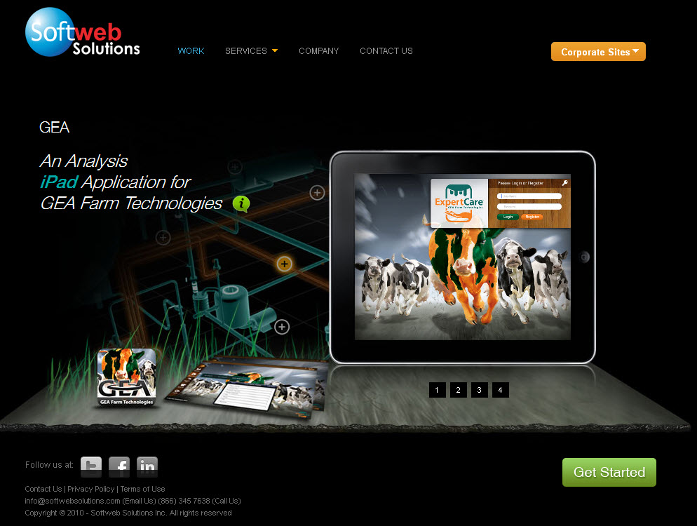 iPad Game and Application Development Services
