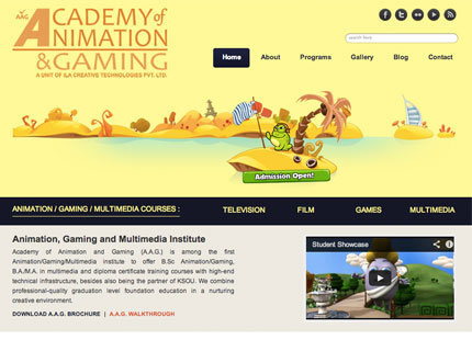 Academy of Animation and Gaming