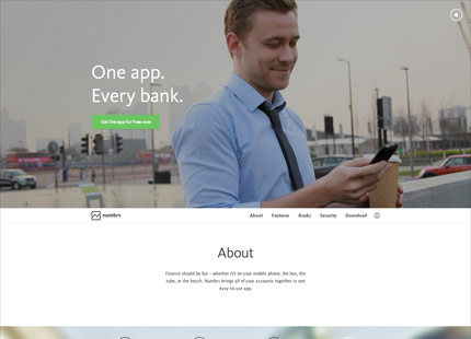 Numbrs – One App. All Banks.
