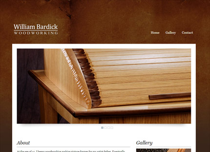 William Bardick Woodworking