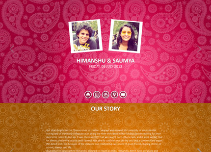 Himanshu and Saumya – Wedding