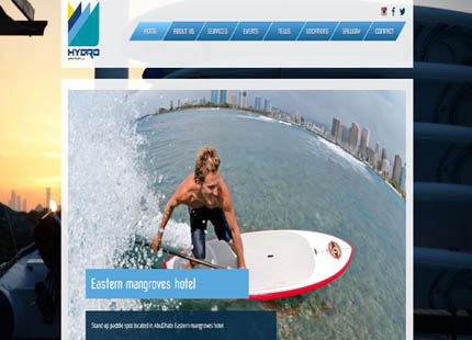 Stand Up Paddle boards|Water sports-HYDRO Marine