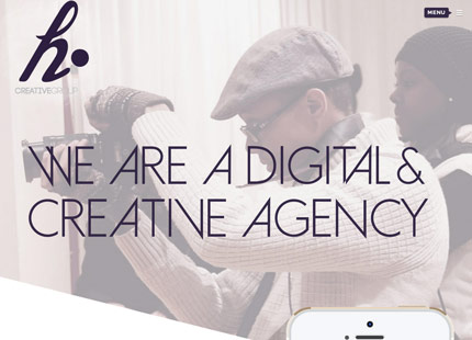 H. Creative Group | Digital Creative Agency
