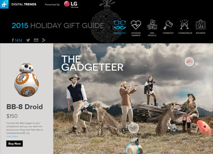 Digital Trends Holiday Gift Guide