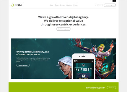 The Jibe – Montreal & Vancouver Digital eCommerce Agency